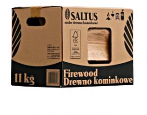 drewno kominkowe Wrocław karton 11kg